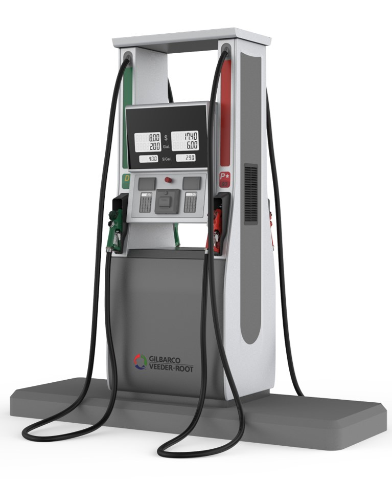 Latitude Fuel Dispenser LS200